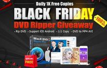 [Black Friday Giveaway] MacX DVD Ripper Pro, Konversi DVD ke Format Video Favorit
