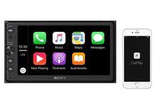 Sony Umumkan Receiver CarPlay Baru Dilengkapi Pemutar DVD