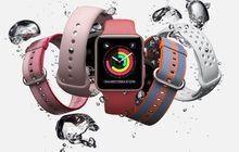 Kalahkan Fitbit, Apple Jadi Vendor Perangkat Wearable Terbesar di Dunia
