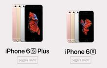 Perangkat iPhone 6s dan iPhone 6s Plus Juga Segera Hadir di Indonesia