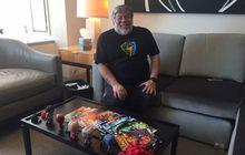 Dulu Dikritik, Apple Watch Kini Sangat Disukai Steve Wozniak