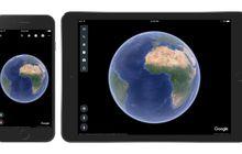 Update Google Earth for iOS: Fitur Voyager, Orbit 3D dan Postcards