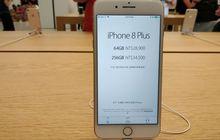Pengalaman Mencoba iPhone 8 dan iPhone 8 Plus di Taiwan