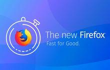 Firefox Quantum: Tampilan Baru, Lebih Cepat dan Hemat Memori