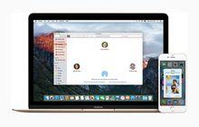 Cara Menambahkan AirDrop di Dock macOS Sierra