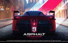 Review Asphalt 9: Legends, Game Balap Arkade Legendaris Dengan Kendali Baru