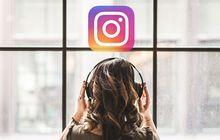 Kode Program di Instagram Bocorkan Fitur 'Music Stickers'