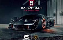 Gameloft dan Lamborghini Berkolaborasi Menghadirkan Sebuah Mobil Konsep di Asphalt 9: Legends!
