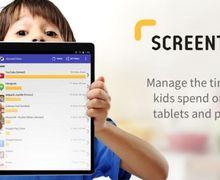 Takut Anak Kecanduan Gadget? Pantau Dengan Screen Time Parental Control