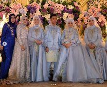 Anak Raja Tambang Kalimantan Habiskan Ratusan Juta Rupiah Untuk Gaun Pengantin