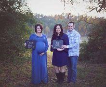 Kisah Viral, Ibu Mertua Usia 50 Tahun Ini Pinjamkan Rahim Pada Sang Menantu