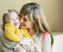 Inilah Ciri Perempuan yang Berisiko Memiliki Anak Down Syndrome