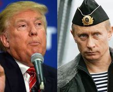 Rusia  Tidak Membalas  Serangan Rudal di Suriah Indikasikan  Putin  Lebih Bijak Dibandingkan Donald Trump dan Tak Mau Rugi