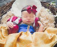 (Foto) Menggemaskan, Sejak Lahir Hingga Usia 1 Tahun Bayi Ini Melakukan Sesi Foto dan Lihat Transformasinya