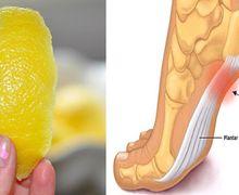 Mudah! Ini Cara Manfaatkan Kulit Lemon untuk Sembuhkan Nyeri Sendi