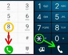 Inilah Daftar Kode Rahasia Smartphone, Salah Satunya Bisa Mendengar Rekaman Percakapan Telepon