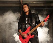 Cerita Dibalik Single Solo Gitaris Ambang Christ, Fight For Glory