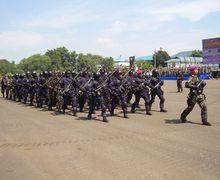 Meski Belum Ada Perintah, Pasukan Anti-teror TNI Selalu Siaga Untuk Melibas Aksi Terorisme