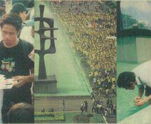 20 Tahun Reformasi: Inilah Kisah-kisah yang Tak Diberitakan Di Balik Suasana Gedung MPR/DPR