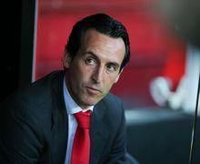 Unai Emery Didenda Ratusan Juta Rupiah Gara-gara Tendang Botol saat Arsenal Bertanding