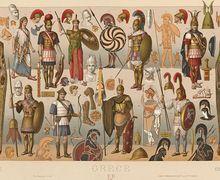 Mengapa Bangsa Yunani Disebut Keturunan Helen?