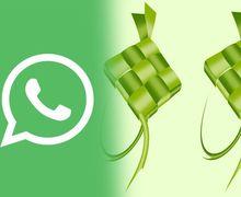 Begini Cara Bikin Ucapan Selamat Idul Fitri Terlihat Lebih Indah dan  Menarik di WhatsApp