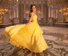 Inilah 4 Rahasia Gaun Princess Belle di Film Beauty and The Beast