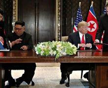 Takut Diracun, Kim Jong Un Tukar Pulpen di Detik Terakhir Sebelum Tanda Tangan