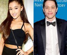 Baru Sebulan Dekat, Ariana Grande Mantap Bertunangan dengan Kekasihnya