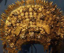 Mengenal Suntiang yang Megah, Hiasan Kepala Anak Daro di Minang