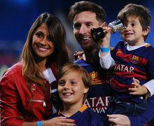 3 Tahun Dinikahi Lionel Messi, Begini Pengakuan Antonella Rocuzzo Soal Kehidupan Cintanya