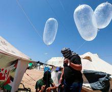 Dengan Kondom dan Balon, Militan Palestina Kembali Mengusik Ketenangan Warga Israel di Dekat Gaza