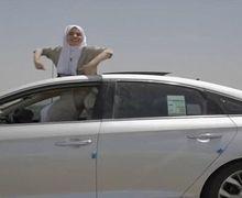 (Video) Rapper Wanita Rayakan Kekebasan Mengemudi di Arab Saudi dan Jadi Langsung Viral