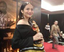Putri Marino Raih Penghargaan Pemeran Pendatang Baru Terfavorit di IMAA 2018