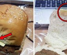 10 Foto Kebohongan Makanan Ini Sukses Bikin Pembelinya Kecewa, Kamu Pernah Mengalaminya?