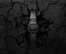Darbotz Kolaborasi Bareng G-Shock di Arloji Terbaru