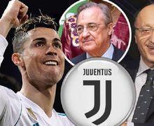 Juventus Beli Cristiano Ronaldo Bukan Untuk Buru Gelar Juara, Ini Alasan Sesungguhnya