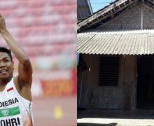 Jadi Juara Dunia Lari 100 Meter, Seperti Ini Kondisi Rumah Muhammad Zohri yang Sulit Dikategorikan Layak Huni