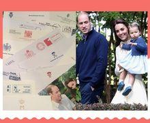 Mau Kirim Surat Untuk Keluarga Kerajaan Inggris? Begini Caranya, Pasti Dapat Balasan Loh!