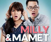 Masih Tayang, Film Milly & Mamet Dapat Penghargaan dari PPATK RI