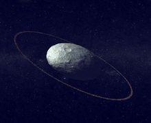 Temuan Baru, Planet Kerdil Haumea Ternyata Bercincin