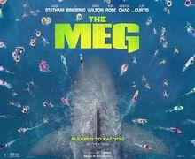 "Ada ""Finding Dory"" di The Meg, Film Hiu Purba Raksasa Megalodon"