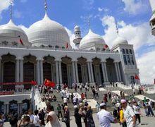 Dibangun Sebagai Pengganti Masjid yang Hancur di Masa Revolusi China, Masjid Ini Kembali akan Dihancurkan