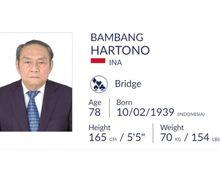 Bambang Hartono, Bos Djarum Sekaligus Orang Terkaya di Indonesia yang Jadi Atlet Tertua Asian Games 2018