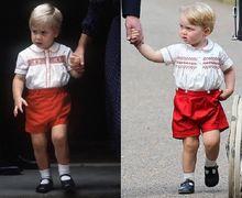 12 Foto Ini Seolah Ingin Buktikan Bahwa Keluarga Kerajaan Inggris Memang Punya Darah yang Sama