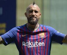Catatan Ulah Arturo Vidal, Pembuat Onar yang Berani Ejek Cristiano Ronaldo Hingga Sindir Pelatih Barcelona