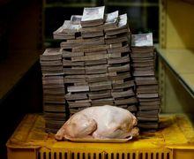 Harga Daging Ayam di Venezuela Capai 14 Juta Bolivar, Apa Penyebab Negara Bisa Alami Hiperinflasi?