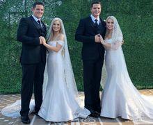 Ketika Kembar Identik Menikah Dengan Kembar Identik Lainnya, Bagaimana Anak Mereka Nanti?