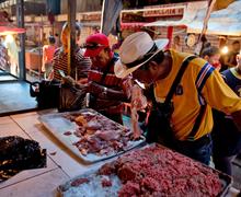 Dampak Listrik Mati 9 Bulan, Warga Venezuela Harus Rela Makan Daging Busuk