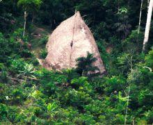 Kamera Drone Berhasil Ungkap Keberadaan Suku Terasing di Amazon